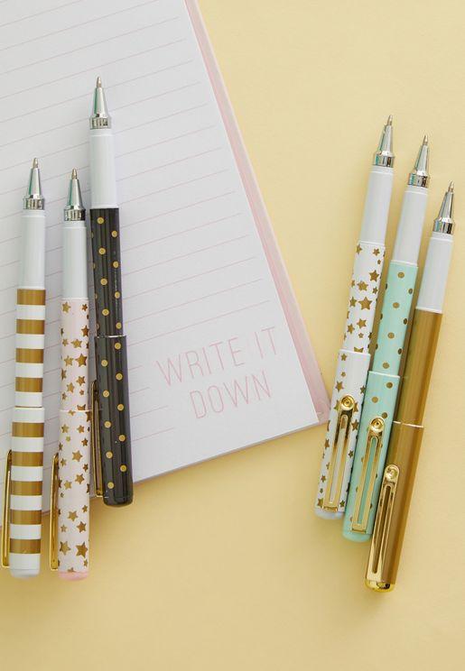Multi-pack pen set