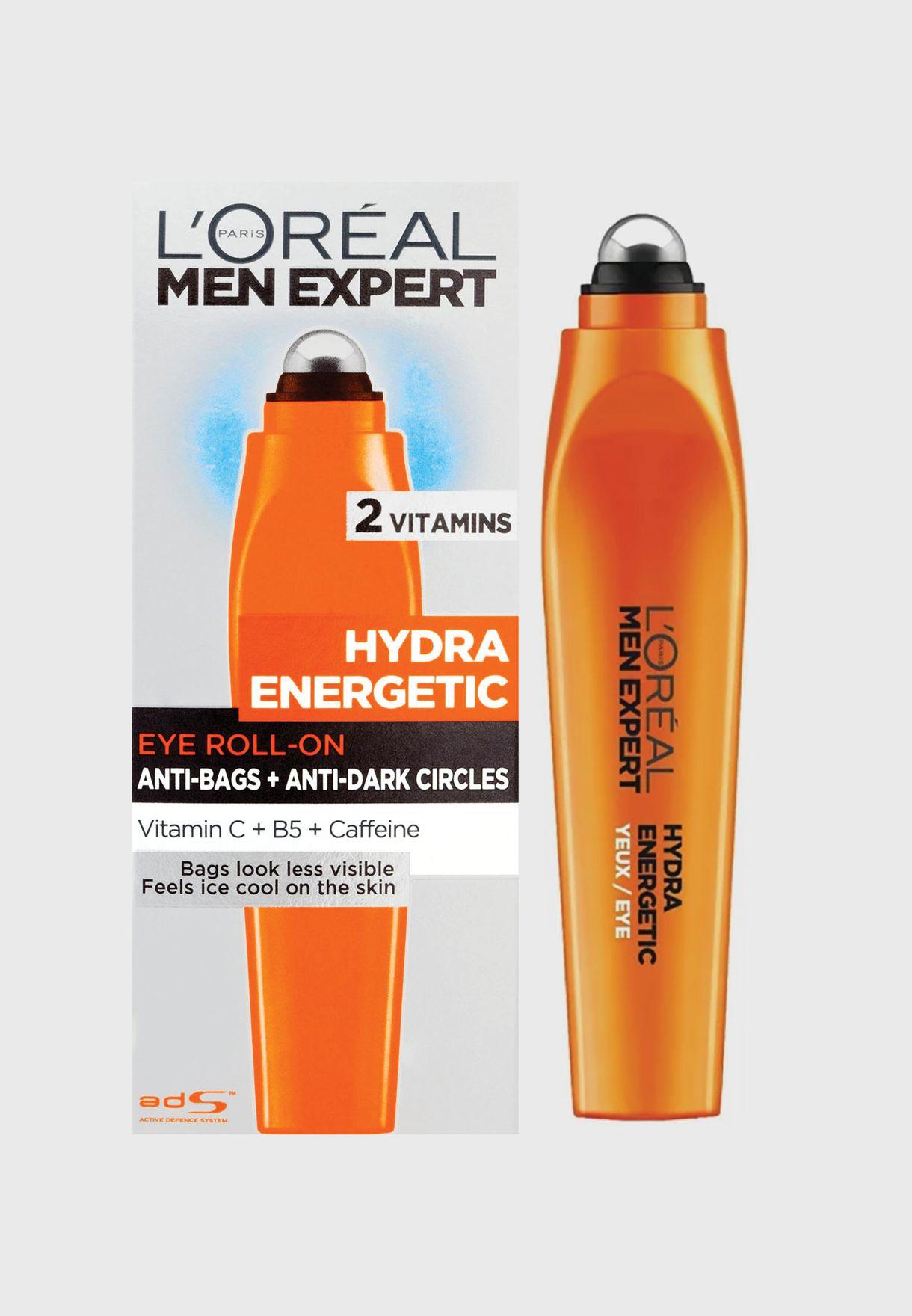 Hydra Energetic Ice Cool Eye Roll-On