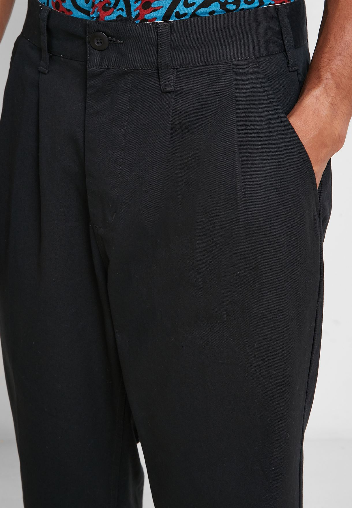 Fubar Pleated Pants