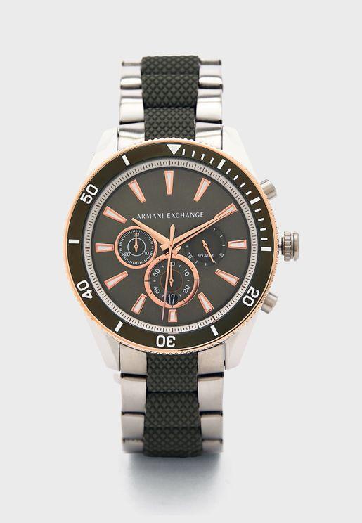 AX1830 AIX Chronograph Watch