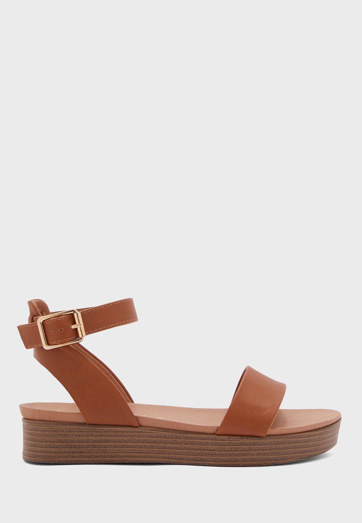 Genius Wedge Sandal