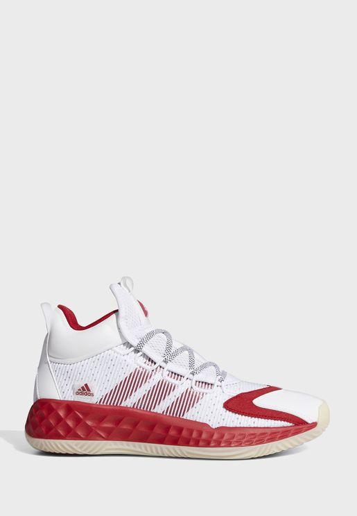 حذاء رياضي بكاحل متوسط