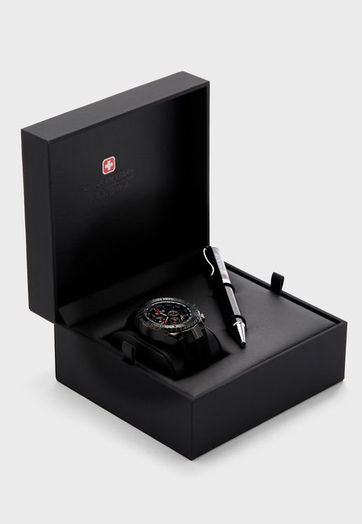 W S6-4329.13.007.07 Immersion Chronograph Watch
