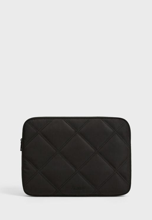 Zip Closure Laptop Bag