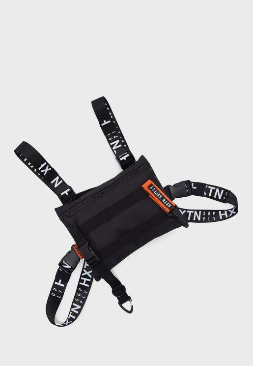 Long Strap Messenger Bag