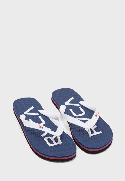 Trench 3 Flip Flops