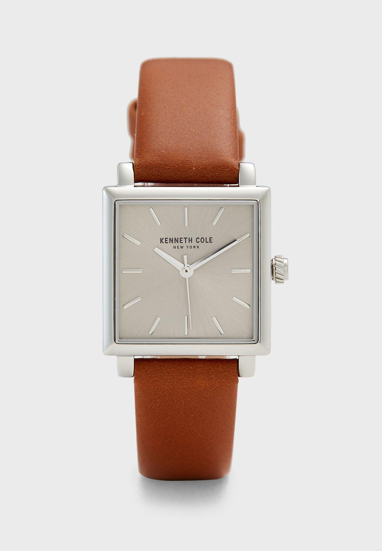 New York Quartz Watch