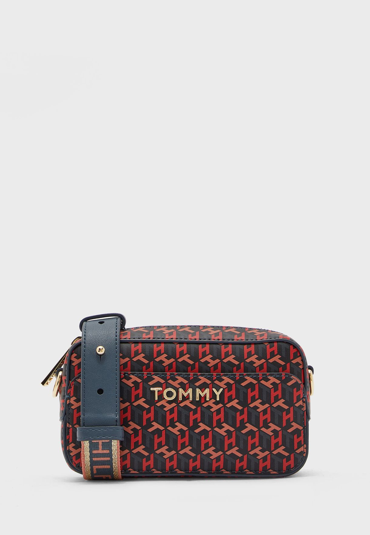 Iconic Small Camera Crossbody