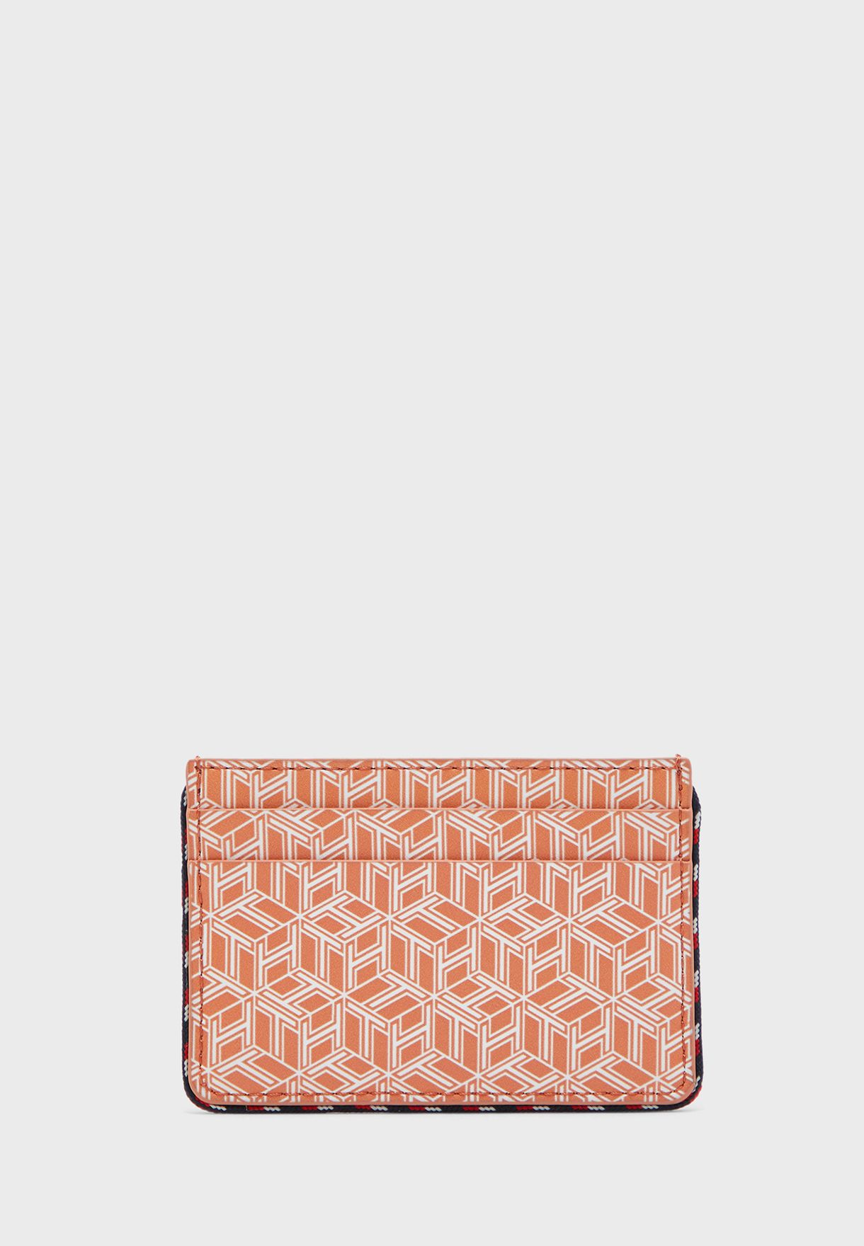 Iconic Monogram Zip Through Purse