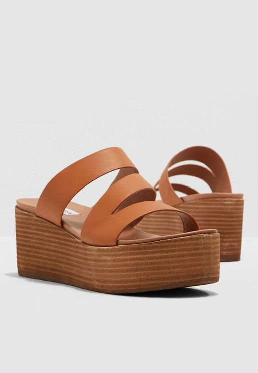 Hally Wedge Sandal