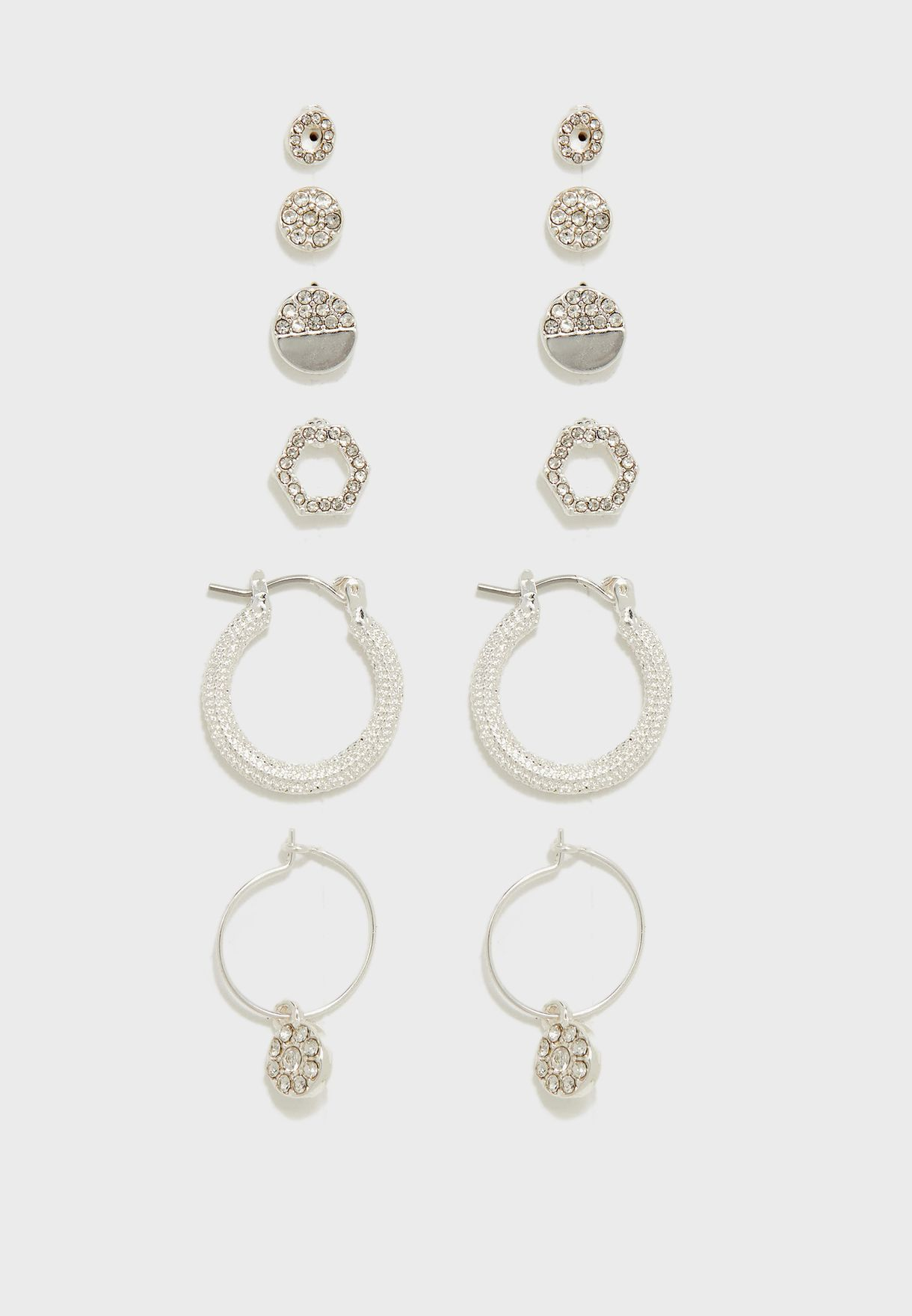 Multipack Mix Earring