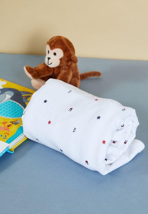 Infant Printed Blanket