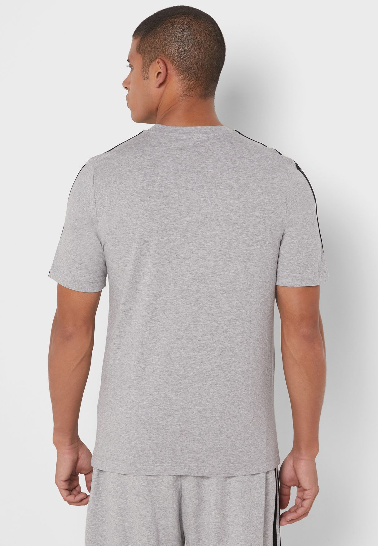 3 Stripe Essential T-Shirt