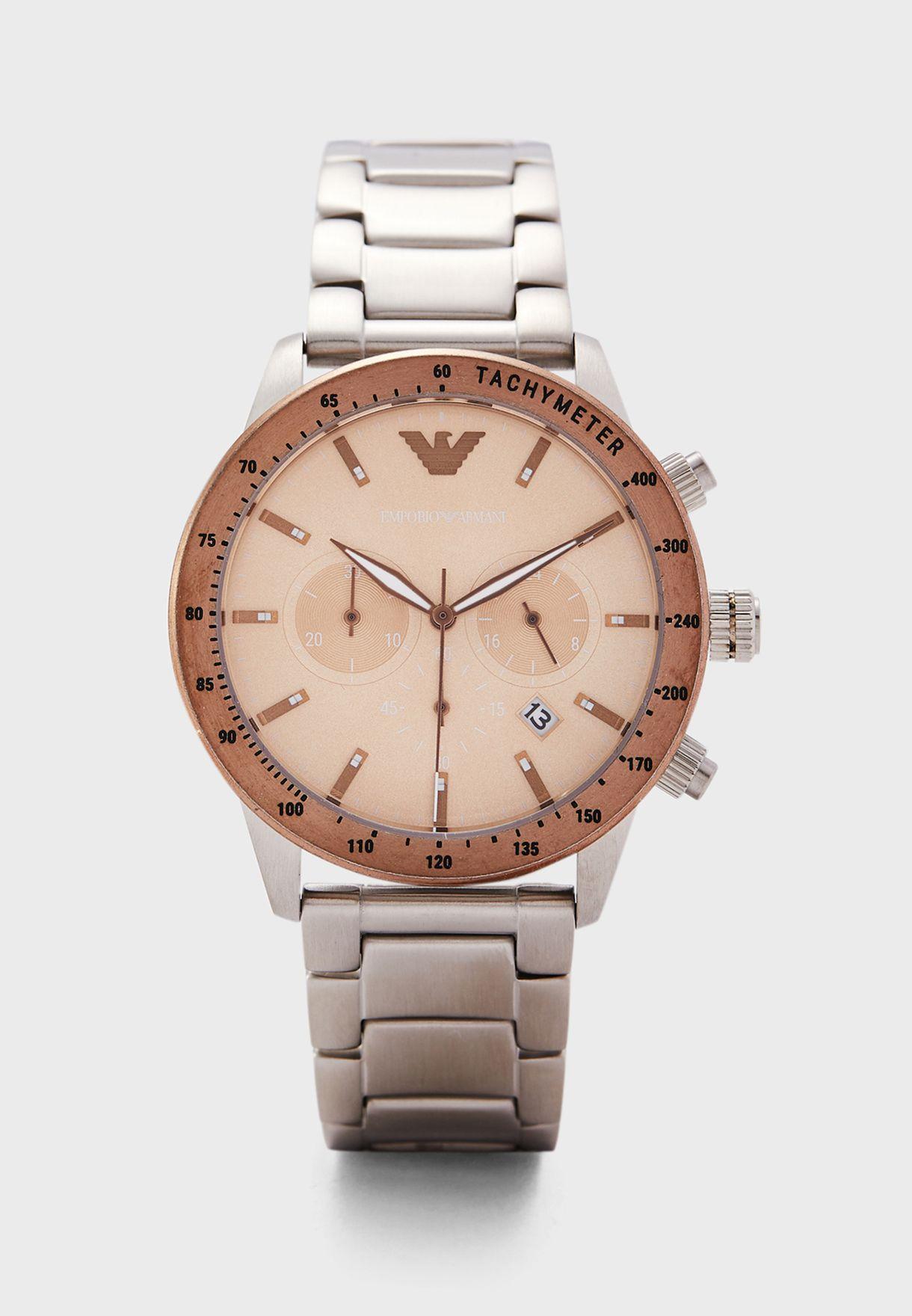 AR11352 Analog Watch