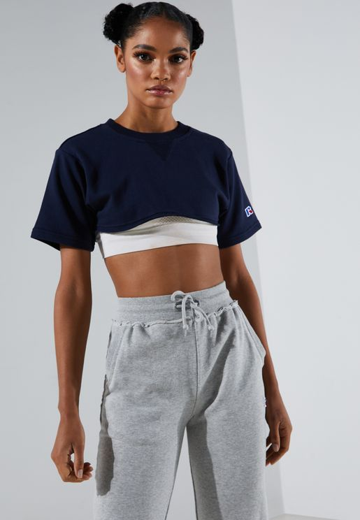 Logan Cropped T-Shirt