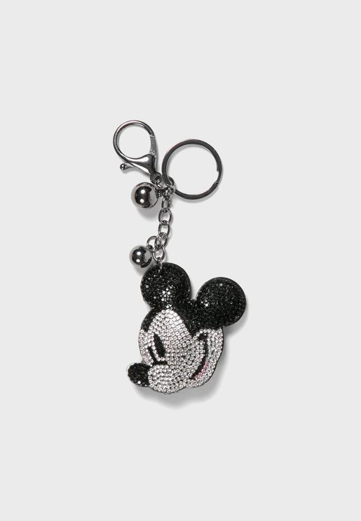 Kids Mickey Mouse Keyring