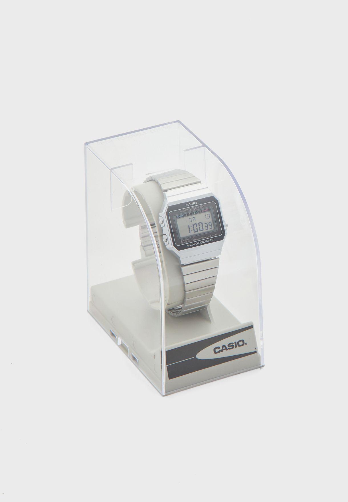 ساعة ديجيتال عصرية