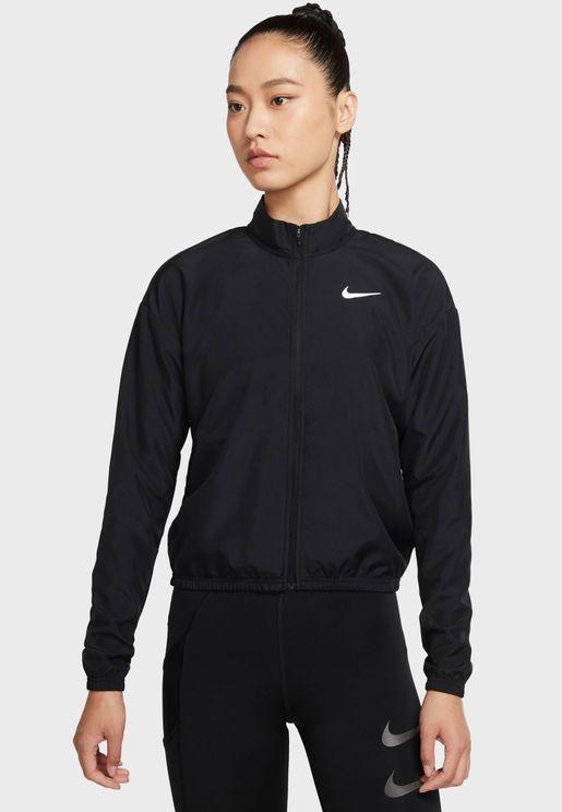 Swoosh Run Packable Jacket