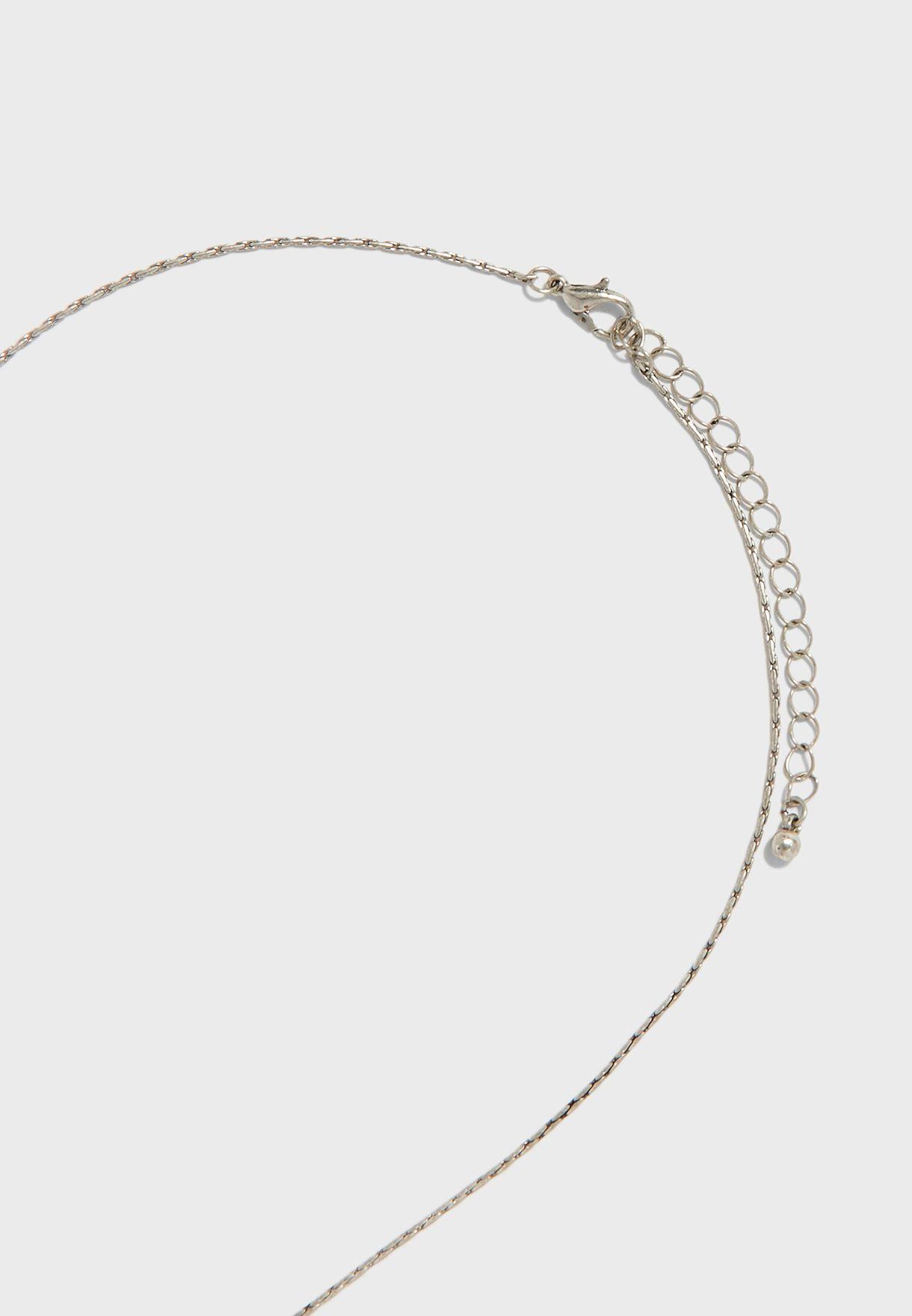 Shoe Pendant Necklace