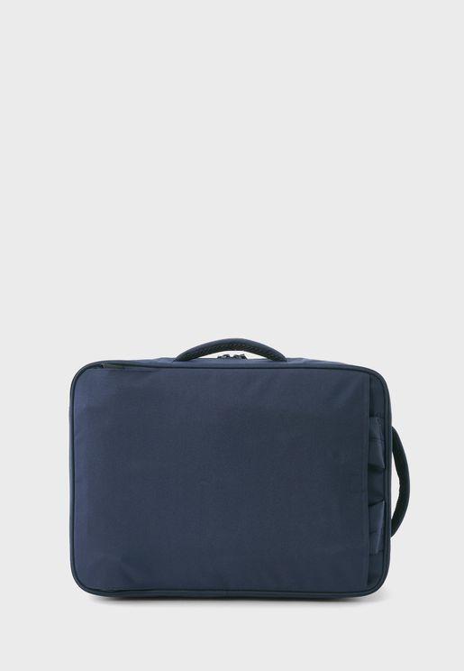 Less Tiring Water Repellent Messenger Bag