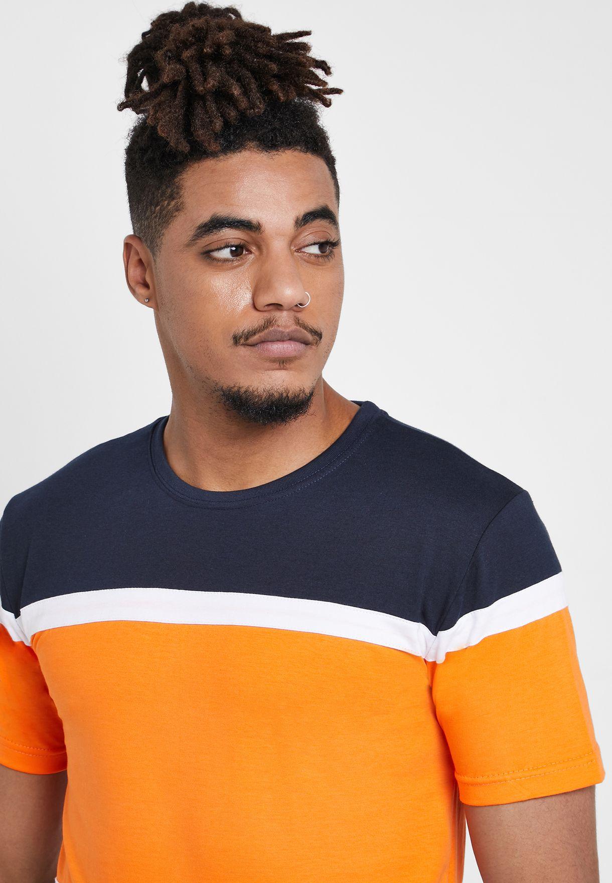 Colourblock T-Shirt