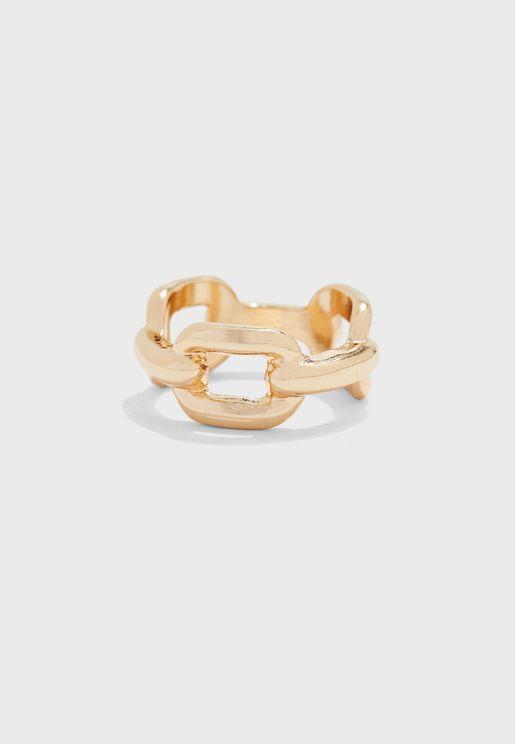 خاتم من حلقات متصلة