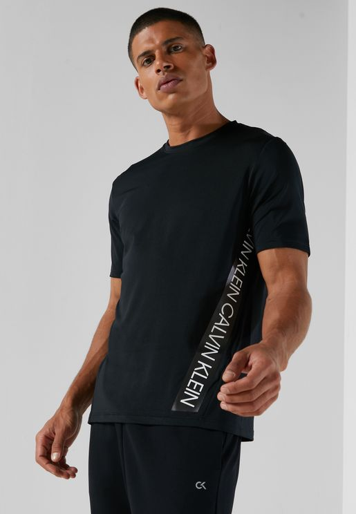 Side Logo T-Shirt