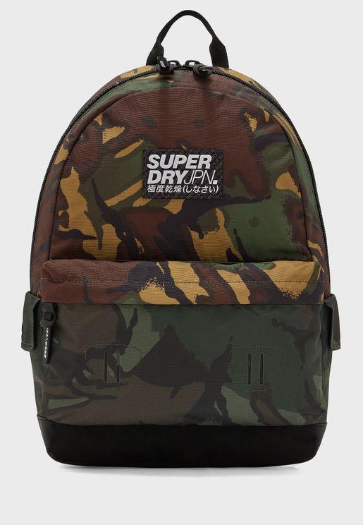 Camo Montana Backpack