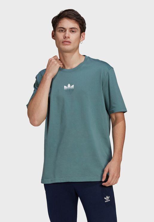 3D Trefoil Om T-Shirt