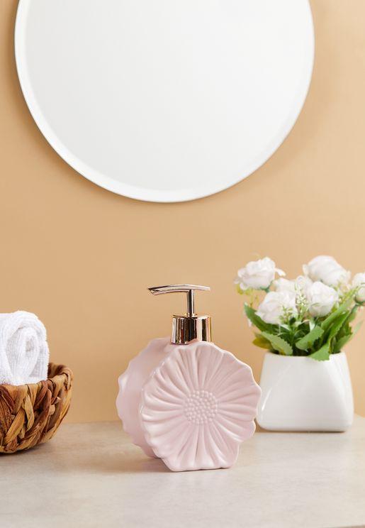 Flower Shaped Soap Dispenser