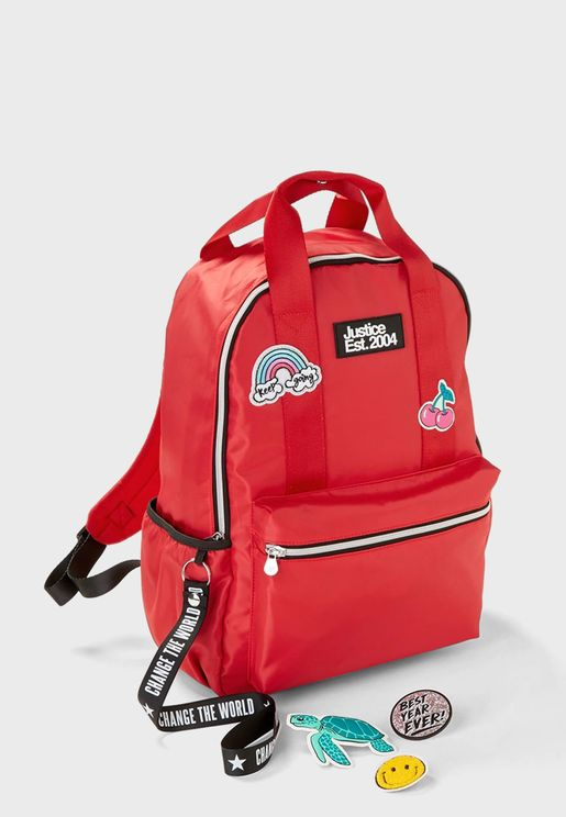 Kids Patch Backpack