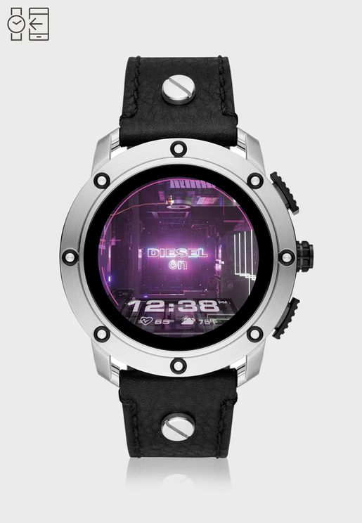 DZT2014 On Axial Gen 5 Smart Watch