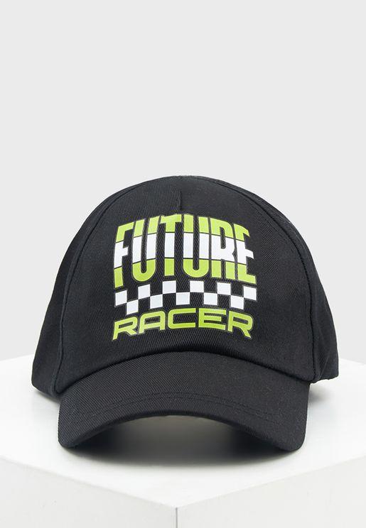 Kids Future Racer Cap