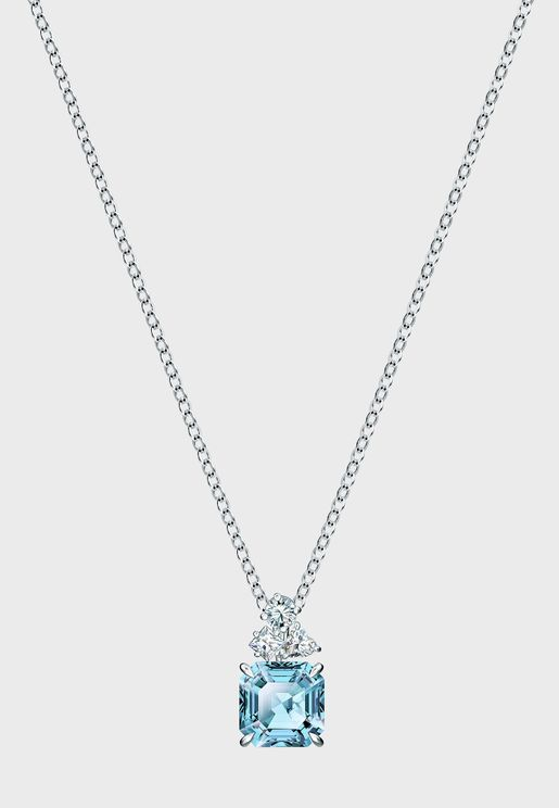 Sparkling Pendant Necklace
