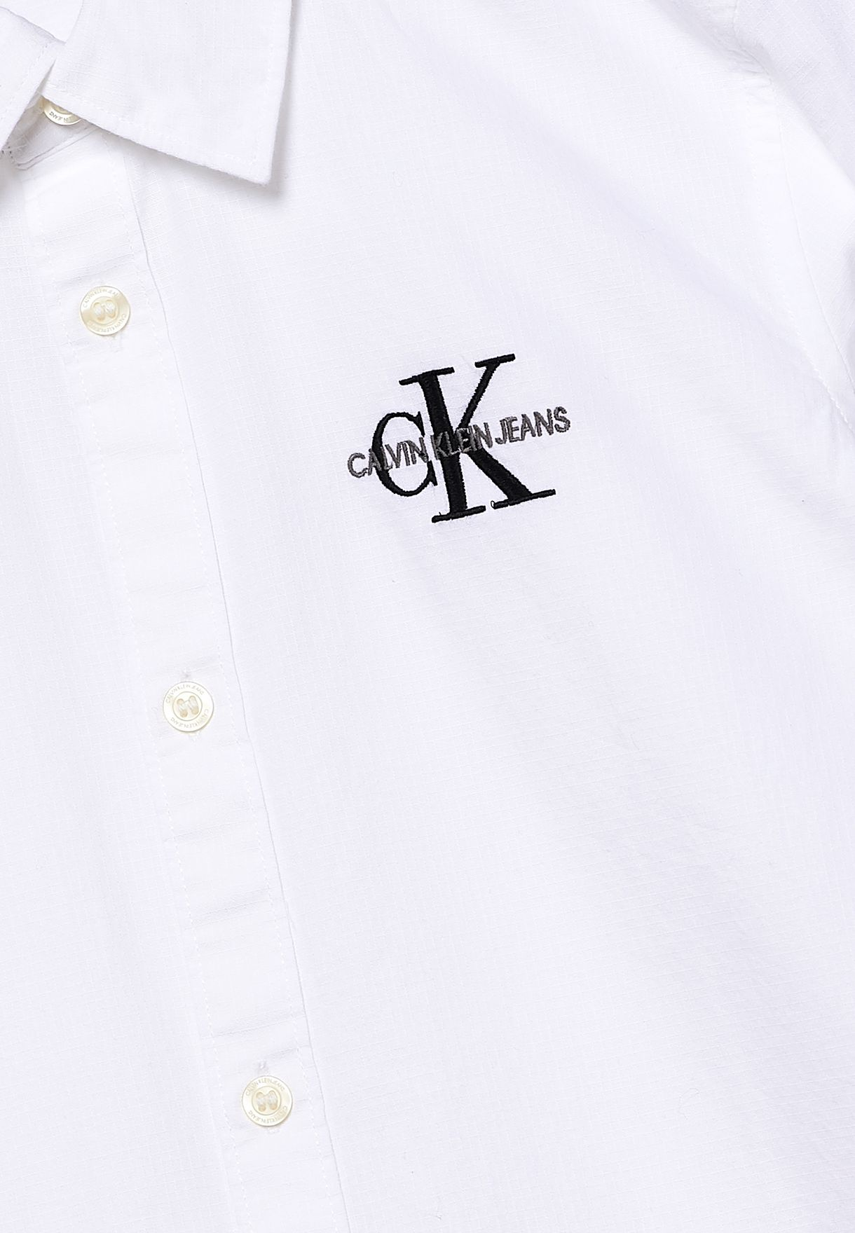 Kids Monogram Shirt