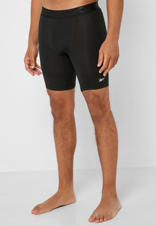 Workout Ready Compression Shorts