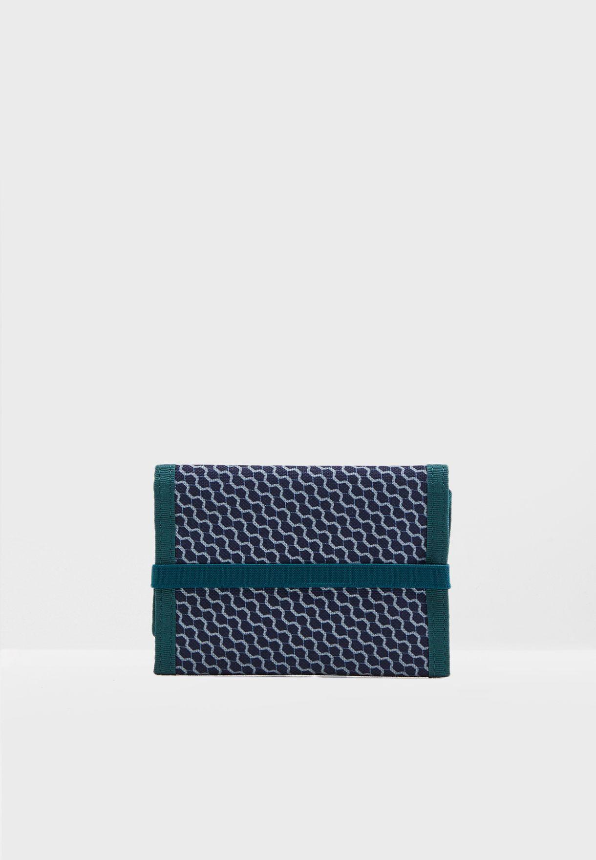 محفظة كاجوال بشعار الماركة