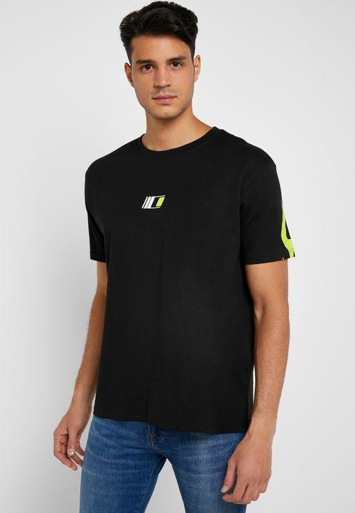 Visor Down Box T-Shirt