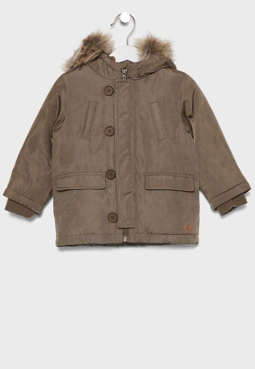 Kids Parka Jacket