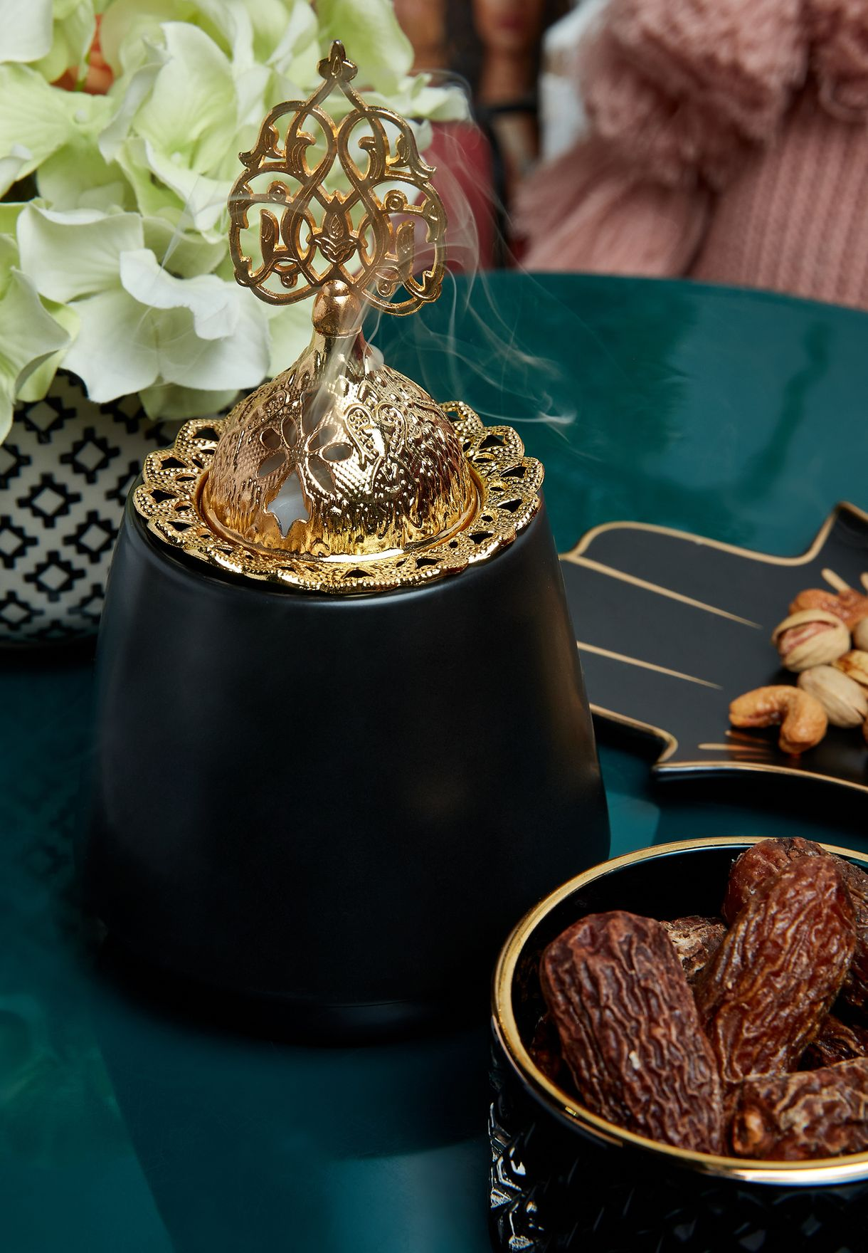 Arabic Incense Burner