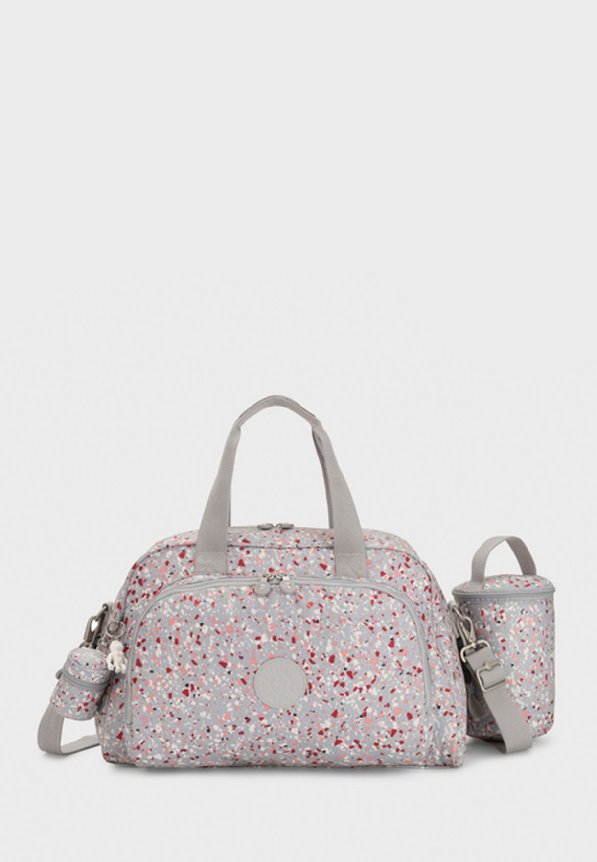 Camama Speckled Duffel Bag