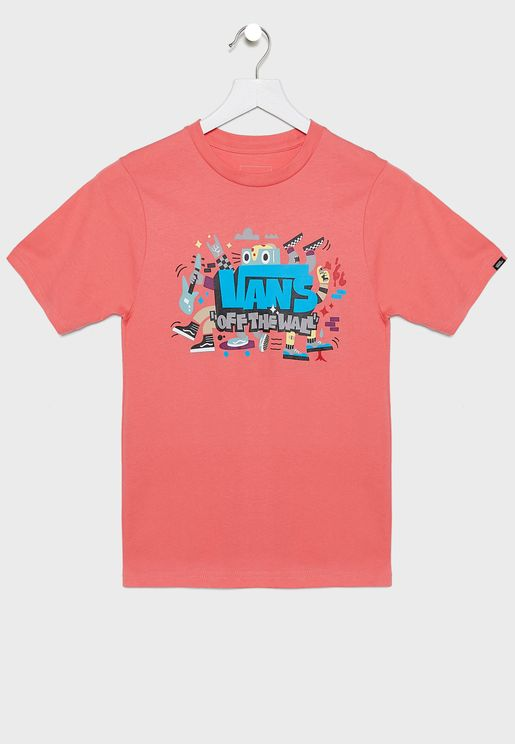 Youth Kick Out T-Shirt