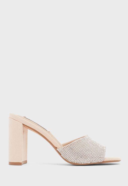 Nile High Heel Sandals