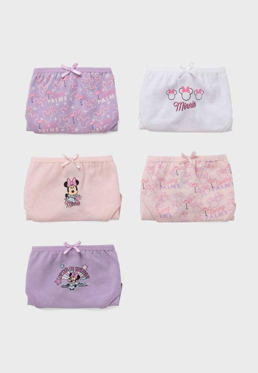 Kids Printed Panties