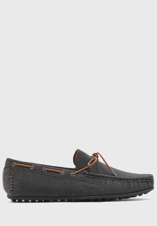 حذاء لوفر شمواه
