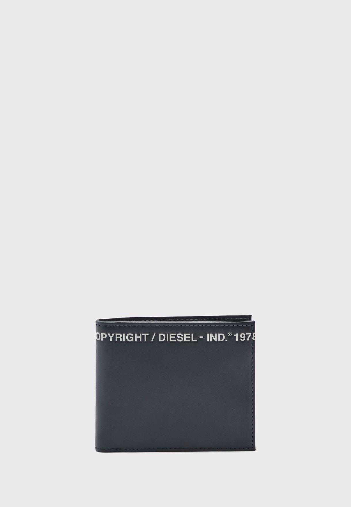Hiresh Bi-Fold Wallet