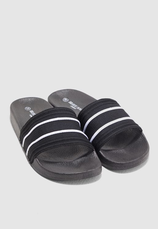 Striped Mesh Slides