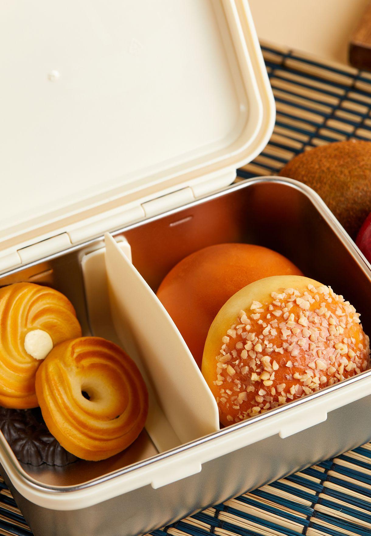Earth Rainbow Lunch Box