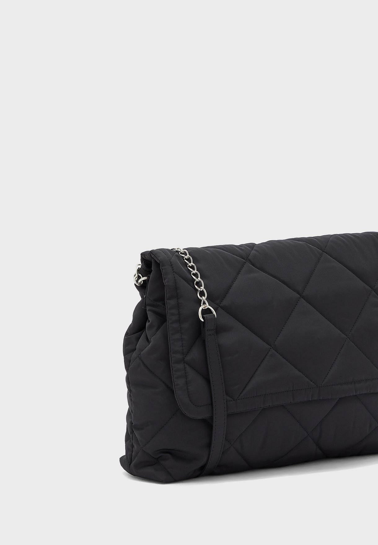 Quilted Nylon Bag