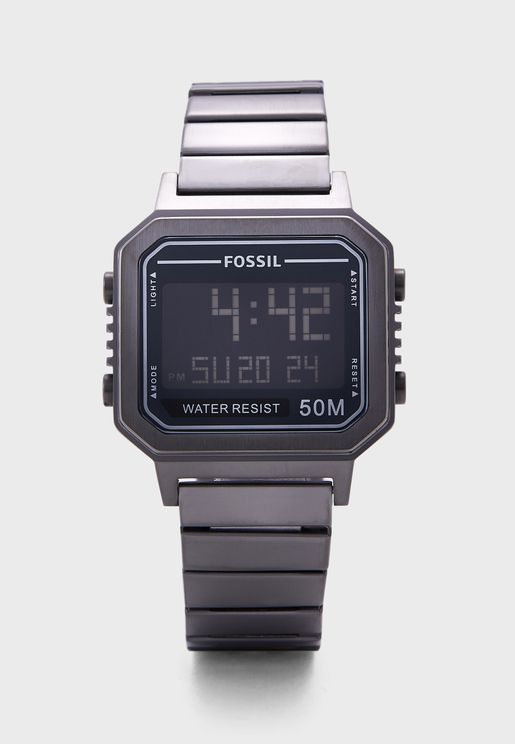 Smoke Digital Watch